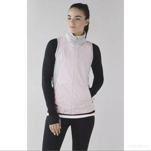 LULULEMON Let's Get Visible Pink Vest 10